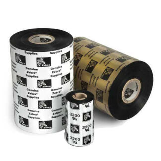 Ribbons for Zebra and SATO printers.